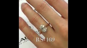 oval engagement rings gold 1 80 carat oval engagement ring in gold