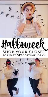 easy diy halloween costumes u2022 this is hallowe u0027en u2022 pinterest