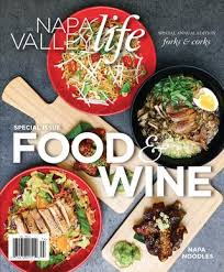 cuisine am ique latine napa valley food wine special issue 2017 by web media