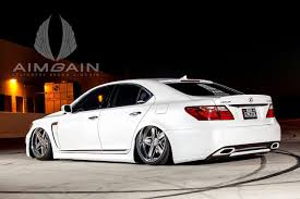 lexus ls 460 lowered f sport kyoei usa