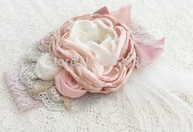 flower girl hair accessories burned flower girl baby headband kids hair accessories photo prop