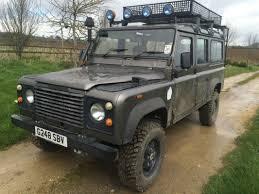 1990 land rover defender 90 1990 land rover defender 110 transatlantic concepts defender imports