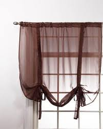 Tie Up Window Curtains Tie Up Shades Balloon Curtains Curtainshop Com