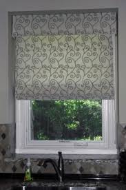 Roman Shades Over Wood Blinds Budget Blinds Pickerington Oh Custom Window Coverings Shutters