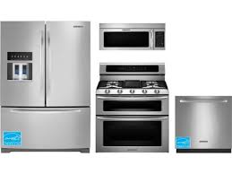 kitchen appliance package sale discount appliance bundles stainless steel refrigerator and stove