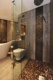 Mosaic Bathroom Floor Tile Ideas Tile Over Tub Tiles And Mosaic Tiles As Bathroom Floor Tile