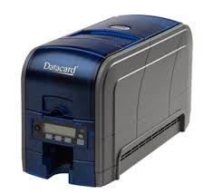sd160 plastic id card printer access entrust datacard