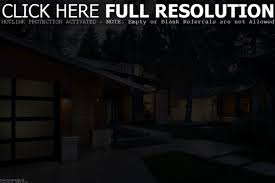 mid century modern lake house plans arts home design lrg photo