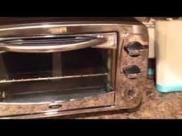 Oster Toaster Oven Tssttvdfl1 Oster Toaster Oven Review Youtube
