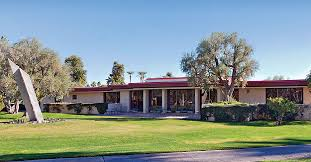 ford house the gerald and betty ford residence in rancho mirage california