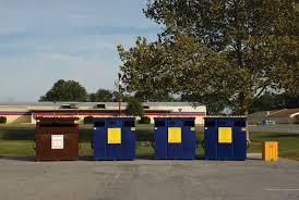 recycling drop off centers dswa