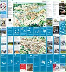geneva map geneva tourist attractions map