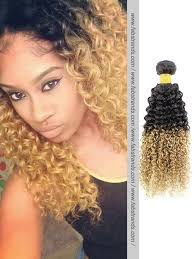 ombre weave cheap black to ombre curly weave