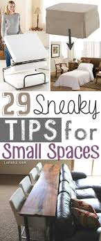 small space organization 29 sneaky diy small space storage and organization ideas on a