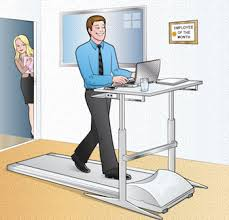 Standing Treadmill Desk by 3 New Studies To Convince Your Boss To Buy Treadmill Desks Rebel