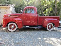 Classic Ford Truck Images - very close to stock restoration 1952 f1 ford truck enthusiasts