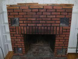 fireplace insert fire brick fireplace design and ideas