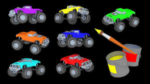 monster trucks kid video monster truck kids video uvan us