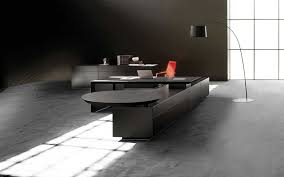 Black Office Chair Design Ideas Impressive Design For Large Office Desk Ideas Contemporary Office