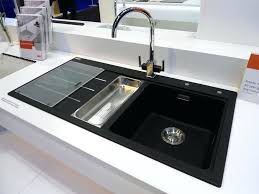 Black Glass Kitchen Sinks Black Kitchen Sinks Kitzuband