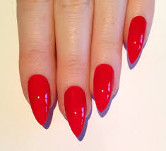 stiletto nails polyvore