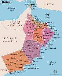 map of oman oman political map political map of oman political oman map