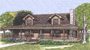farm style house plans with wrap around porch youtube