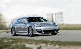 panamera porsche 2012 2012 porsche panamera turbo s road test review car and driver