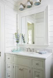 white framed mirrors for bathrooms cottage style bathroom mirrors morespoons cb0ca4a18d65