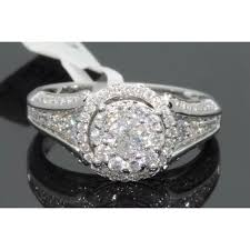 white gold diamond ring 66 jewelry gorgeous 1 20 carat 10k white gold diamond ring