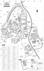 App State Campus Map by Stony Brook University Campus Map