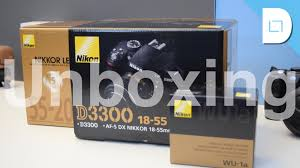 black friday nikon d3300 nikon d3300 bundle unboxing youtube