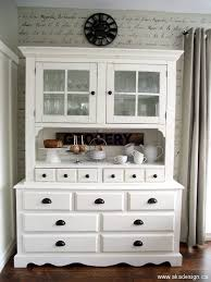 how to get a large buffet and hutch on a tight budget
