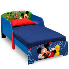 Mickey Mouse Baby Bedding Toddler Beds At Walmart Vnproweb Decoration