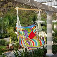 how to make a fabric hammock chair http www ehow com