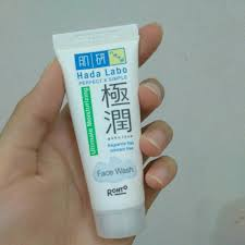 Sabun Hada Labo hada labo gokuyjun ultimate moisturizing wash kesehatan