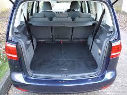 dark blue volkswagen used dark blue metallic vw touran for sale surrey