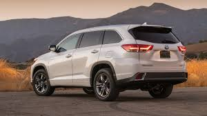 toyota highlander base price 2017 toyota highlander hybrid suv pricing for sale edmunds