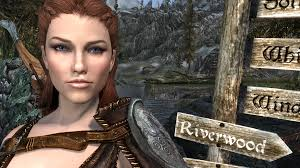 total character makeover skyrim nexus mods community
