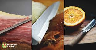 3 proven ways to sharpen a knife and extend its live