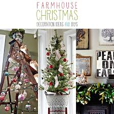 christmas decoration ideas home farmhouse christmas decoration ideas and diys the cottage market