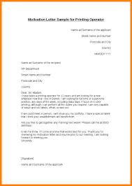 motivation letter 10 motivation letter exle buyer resume