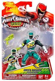 power rangers dino charge green ranger 5 action figure bandai toywiz