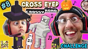halloween characters images cross eyed crossy road challenge halloween characters fun part