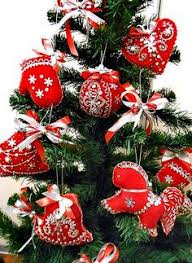 beautiful embroidered christmas ornaments beads magic