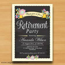 retirement invitations best retirement party invitations products on wanelo