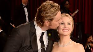 Kristen Bell by Exclusive Kristen Bell Interviews Dax Shepard Who Gushes Over Her