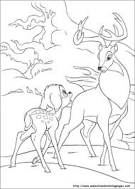 bambi 2 coloring pages educational fun kids coloring pages