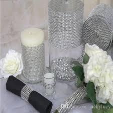 Wedding Gift Craft Ideas New Wedding Gift Diy Craft Accessories 24 Rows Diamond Mesh Wrap