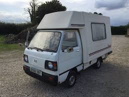 honda acty honda acty kei truck campervan not bedford rascal suzuki carry
